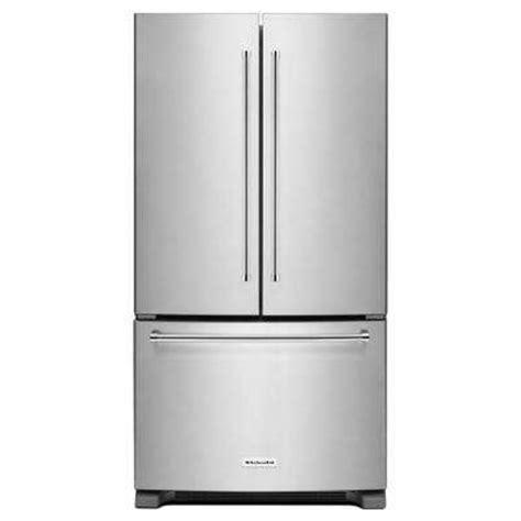 Kitchenaid Refrigerator Leveling Kitchenaid Door Refrigerators Refrigerators