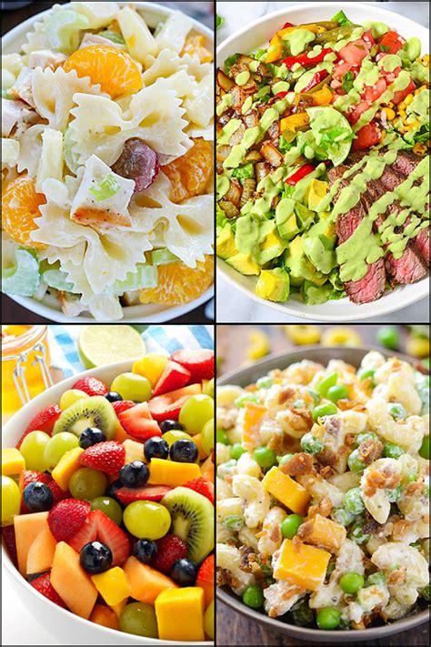 delicious summer pasta salad 30 delicious summer salads joy in every season