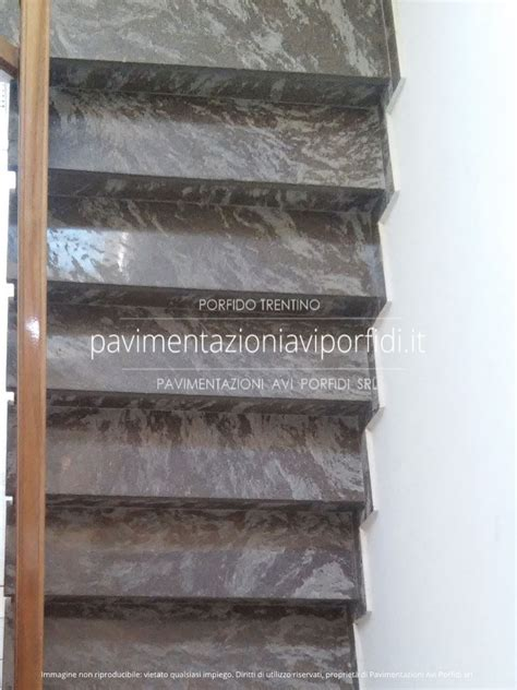porfido per interni scale da interno in porfido pavimentazioni avi porfidi