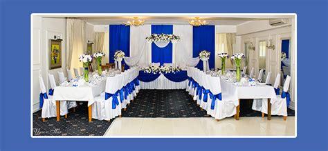 Deko Hochzeit Blau by Tischdeko F 252 R Hochzeit In Blau
