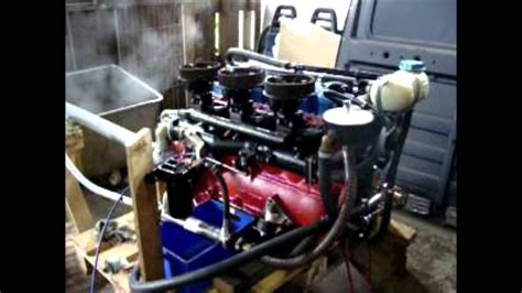 volvo penta aq oil cooler seal issue page  iboats boating forums