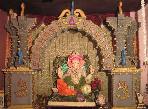 30 Ganesh Chaturthi/ Vinayagar Chaturthi Decorative ideas