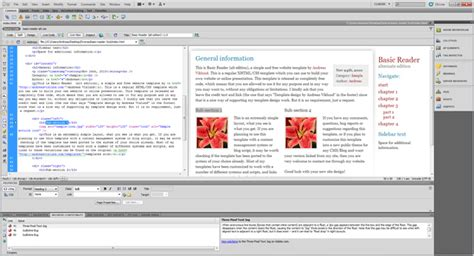 dreamweaver cs5 templates exploring dreamweaver cs5 andreasviklund