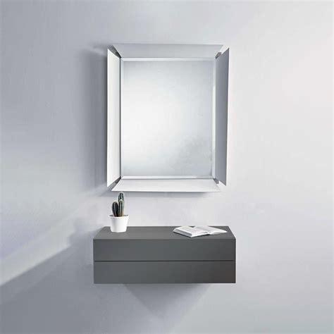 mobili ingresso con specchio due b mobile ingresso con due cassetti e specchio
