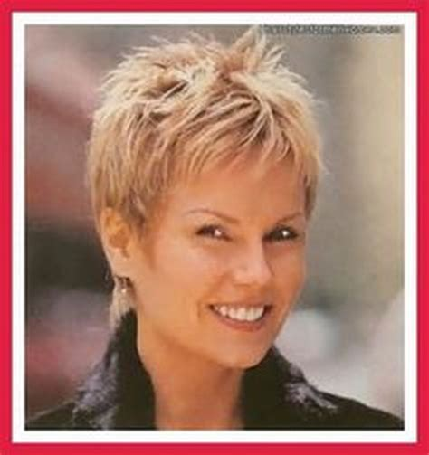 spikey hair styles for over 50 short spikey hairstyles for women over 50
