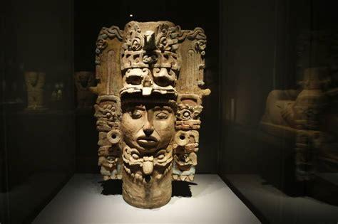imagenes de esculturas mayas famosas la milenaria cultura maya revive en berl 237 n cultura el pa 205 s