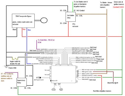 viper 5704v remote start diagram viper get free image
