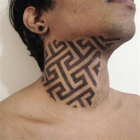 neck tattoo number 125 top neck tattoo designs this year wild tattoo art