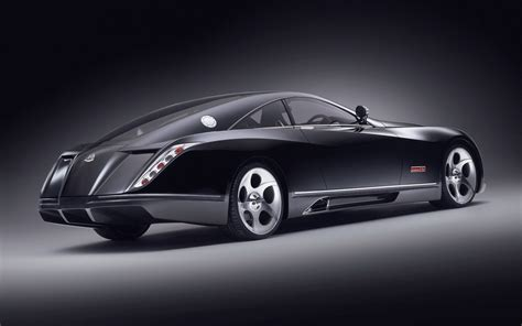 2005 maybach exelero mercedes