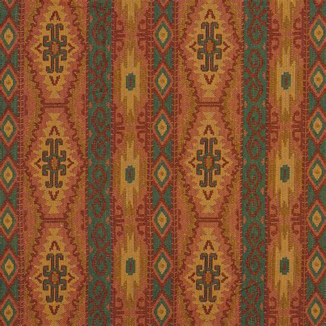 southwestern fabrics upholstery southwestern striped geometric woven decorative upholstery
