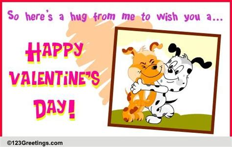 happy valentines day bff to my best friend on s day free friends ecards