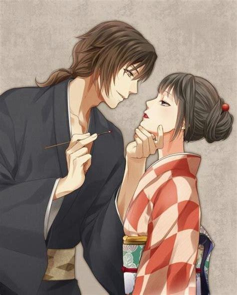 Kimono Boy anime boy and kimono anime x