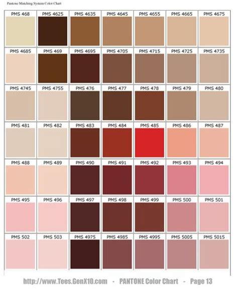 pantone chart seller 17 b 228 sta bilder om pantone colori p 229 pinterest gr 229