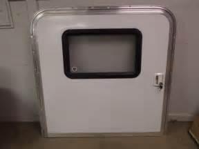 new rv 43 x 43 locking entry entrance door cargo cer