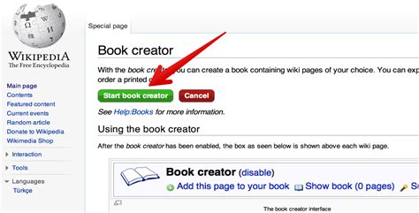 creating ebooks how to create ebooks from wikipedia pages