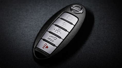 nissan push start key battery lost to nissan cars mcguire lock