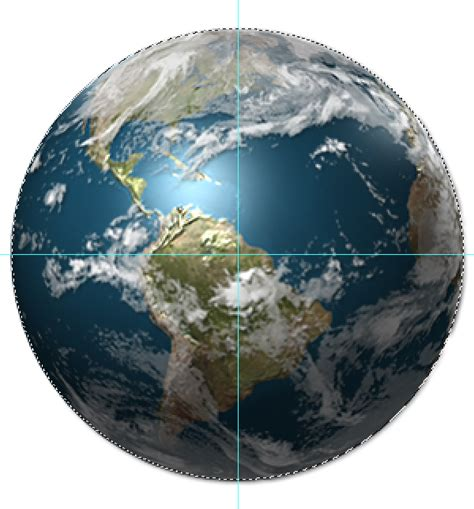 Pattern Photoshop Earth | create a shiny earth with photoshop 3d layers