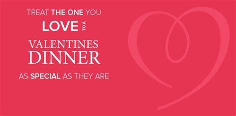 valentines dinner offers fabulous s offers at our wedding show venues