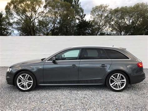 Audi A4 Avant 2014 Preis by Verkauft Audi A4 Avant 2 0 Tdi S Line Gebraucht 2014