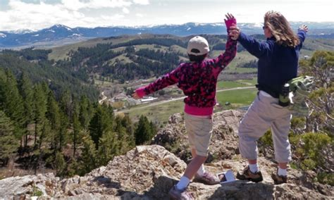 city gear gallatin road bozeman hiking trails montana hikes alltrips