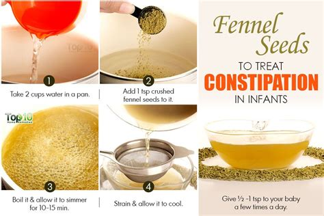 can you give a a laxative how to treat constipation in infants top 10 home remedies