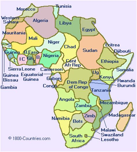 map of africa with countries labeled r 243 żne map of africa with countries and rivers labeled