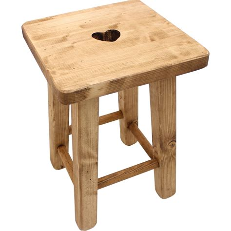 Tabouret Carre by Tabouret Carr 233 Coeur