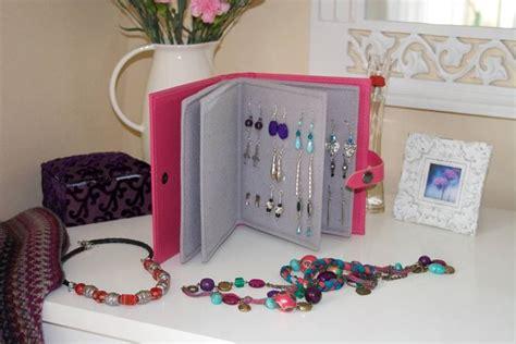 come costruire un porta collane fai da te porta orecchini fai da te bricolage porta bijoux fai da te