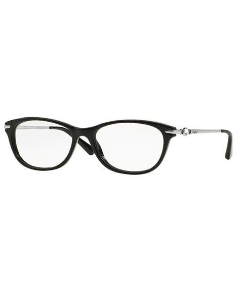 vogue cat eye ovo2925 w44 black stylish eyeglasses buy