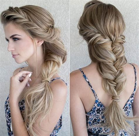 haircut styles for stringy tangly hair best 25 mermaid braid tutorials ideas on pinterest