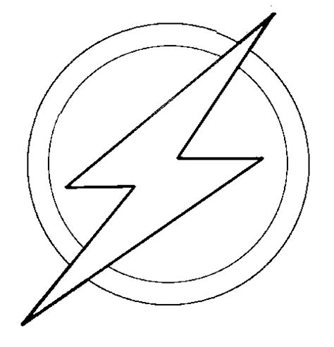 spiderman symbol coloring page kid flash simbel flash superhero coloring pages the