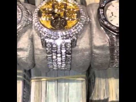 mayweather watch collection floyd mayweather watch collection youtube