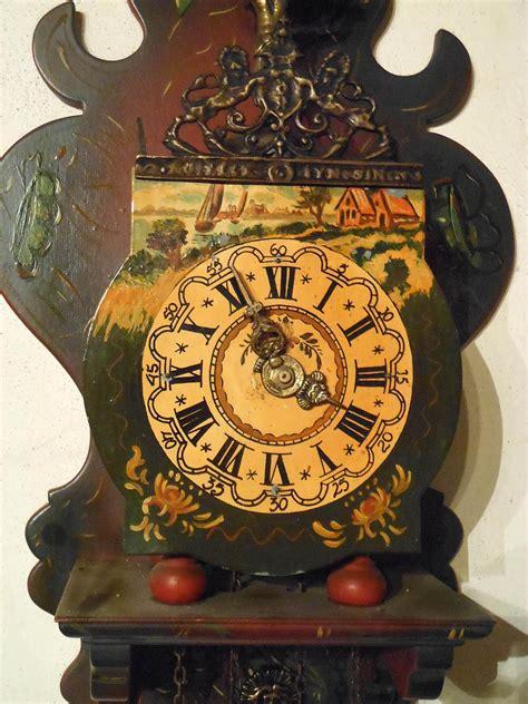 sgabello olandese orologio a sgabello olandese quot friesian stoelklok