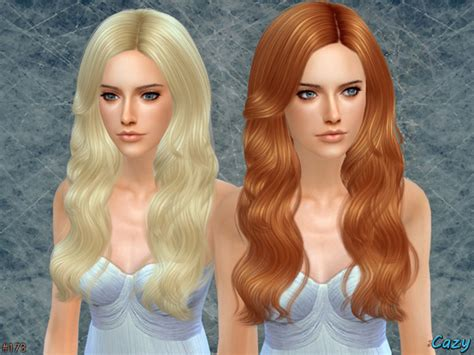 sims 3 cheats for hairstyles cazy s raindrops female hairstyle