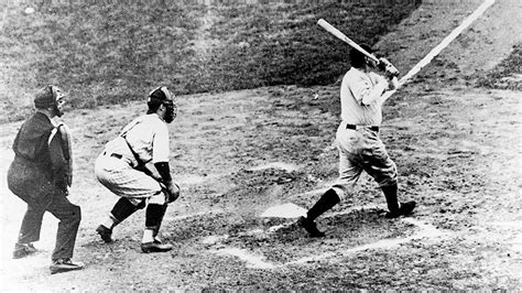 20 ruth 1932 greatest home runs of all time espn