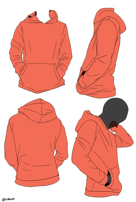 hoodie design drawings the chances you will have to draw characters wearing