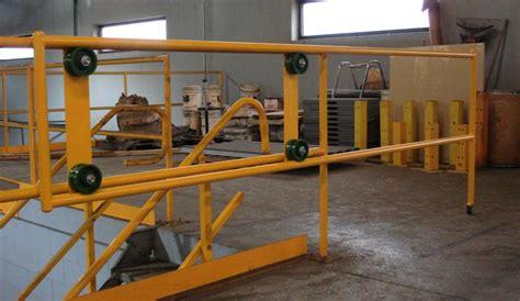 Safety Handrails Rails Hobbs Dock And Door