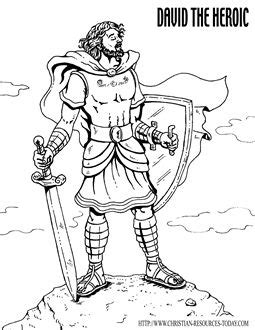 coloring page david becomes king david becomes king coloring page 2014 discipleland
