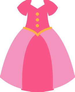 gown clipart princess dress pencil and in color gown