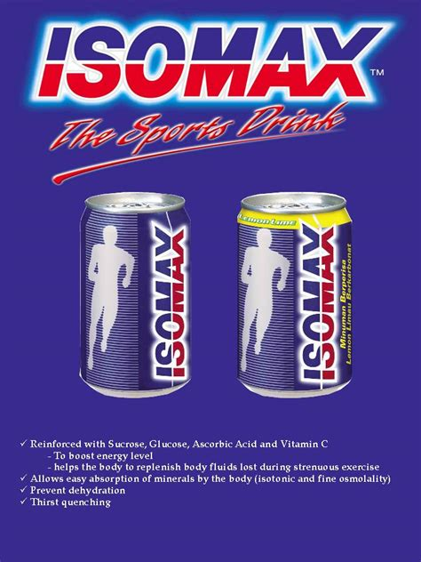 m sport energy drink isomax the sports drink products malaysia isomax the
