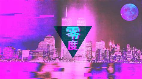 vaporwave glitch art   design photoshop photo