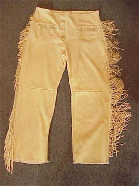 a 07 buckskin trade wool trapper pants a07trapperpants