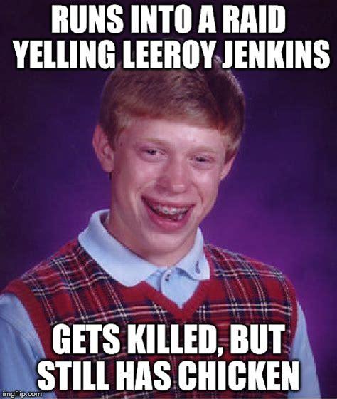 Lelelele Meme - bad luck brian meme imgflip