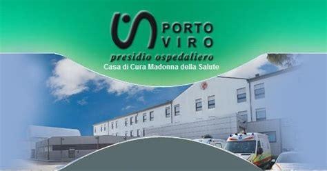 ospedale di porto viro ersilio gallimberti proibito il buongiorno all ospedale