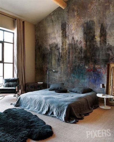 Edgy Bedroom Colors 37 Cool Small Apartment Design Ideas Design Bump