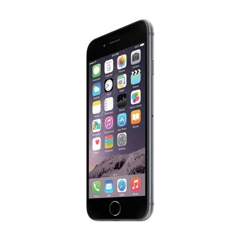 Handphone Apple Iphone 6 64gb jual apple iphone 6 64 gb smartphone space grey
