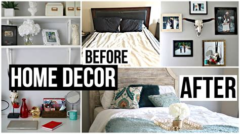 little home decor home decor moving haul room makeover tumblr vlog youtube