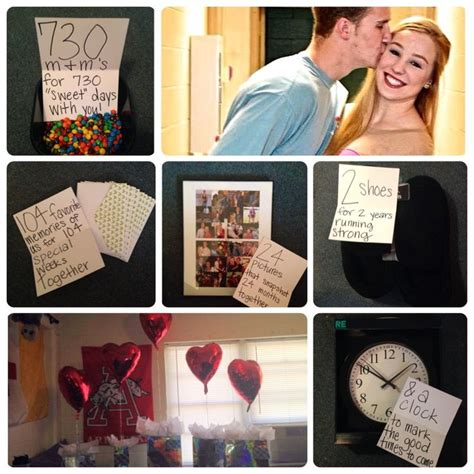 christmas surprises for boyfriend how i surprised my boyfriend on our 2 year anniversary such an easy and thing to do