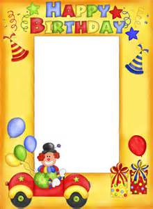 Download gratis happy birthday frames hd gratis happy birthday frames