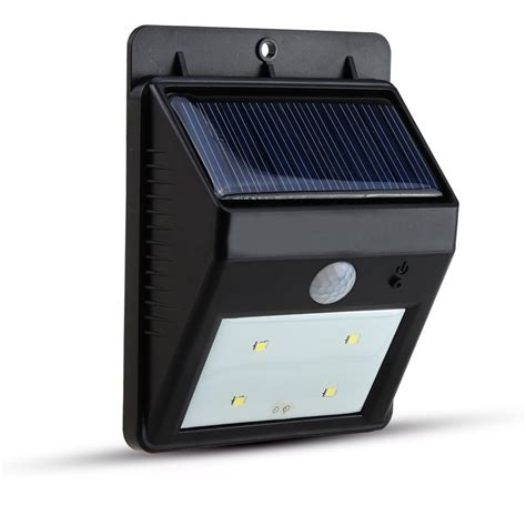 Solar Led Outdoor Light Solar Outdoor Lighting Motion Sensor 8 Bright Led